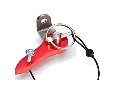 attelage lollypop avec lastom re rouge. Black Bedroom Furniture Sets. Home Design Ideas