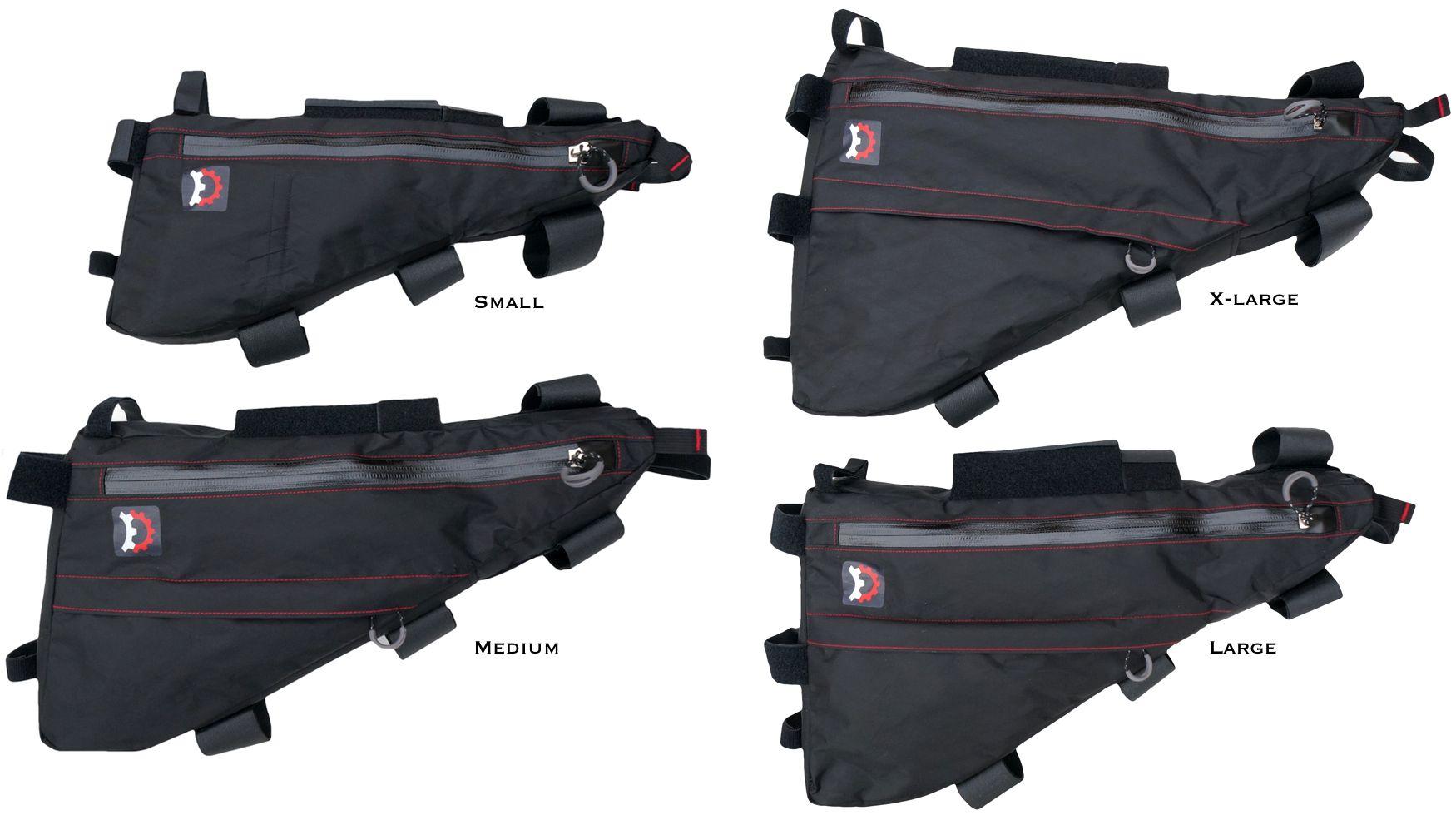 sacoche de cadre revelate design ranger frame bag