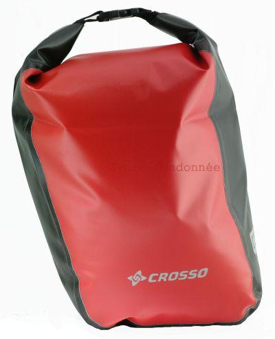Sacoche de vélo Crosso Dry.