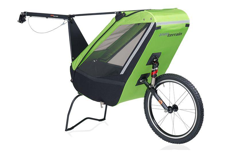 remorque v lo mono roue single trailer pour voyager. Black Bedroom Furniture Sets. Home Design Ideas