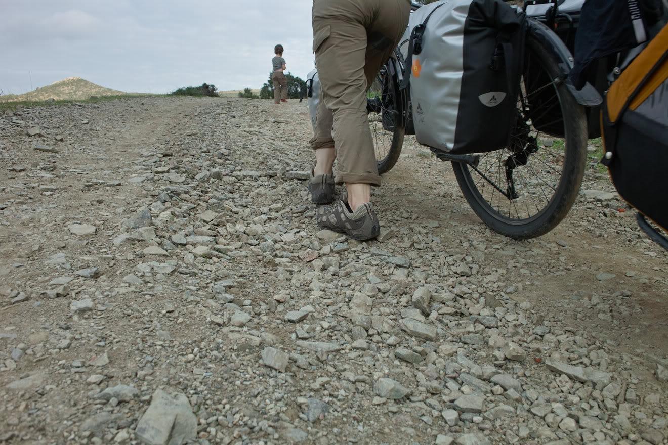 Voyage à vélo