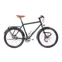 Vélo de voyage Tout Terrain Silkroad