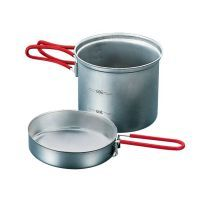 Popote Evernew Ti Deep Pot 900