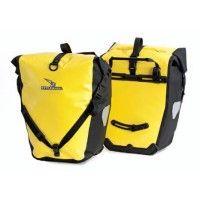 Paire de sacoches Ortlieb pour remorque Extrawheel (jaune)