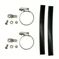 Paire de colliers Tubus pour fourche de v�lo de 25 � 40 mm