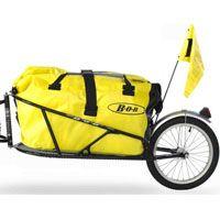 Remorque à vélo Bob Yak (avec sac)