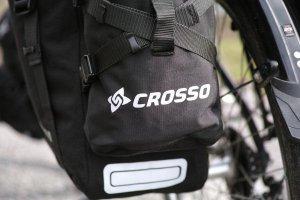 Sacoches de vélo Crosso.