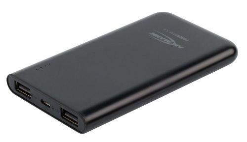 Batterie tampon Ansmann.