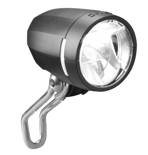 Lampe avant Busch & Müller Myc N Plus.