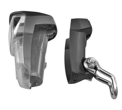 Lampe de vélo rechargeable Busch & Müller Ixon Core.