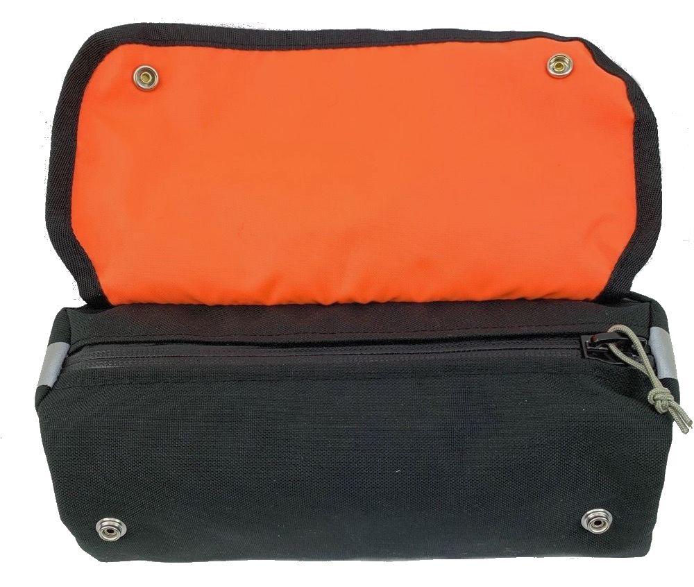 Sacoche de guidon Carradice Bikepacking Bar Bag.