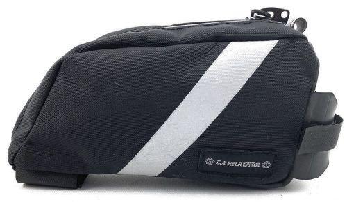 Sacoche de selle Carradice Bikepacking Top Tube Bag.
