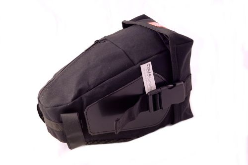 Sacoche de selle Carradice Super C Saddle Pack.