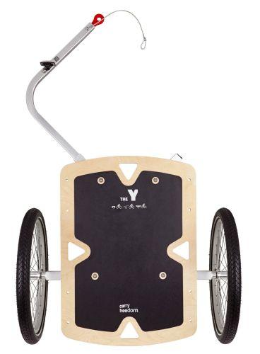 Remorque à vélo pour le voyage Y-Frame de Carry Freedom