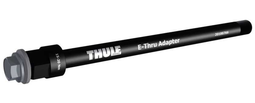 Axe traversant Chariot 12 mm compatible Shimano E-Thru.