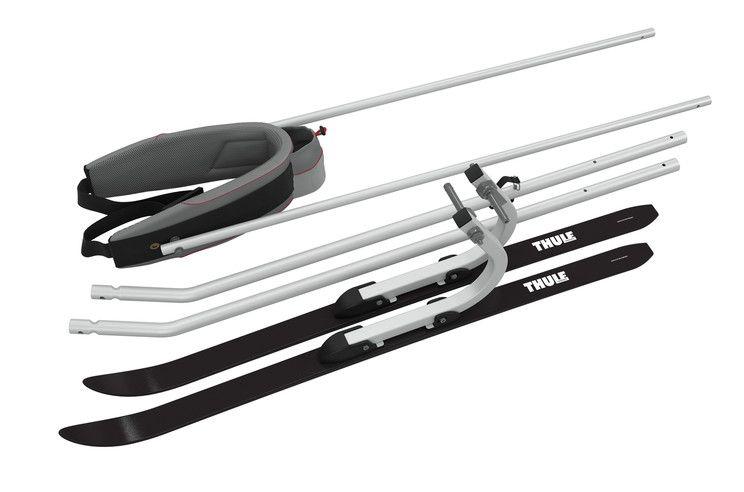 Kit ski pour remorque Chariot.