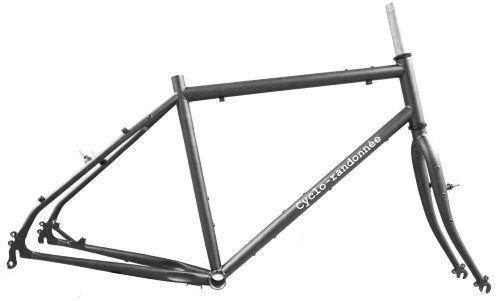 Kit cadre Cyclo-randonnée
