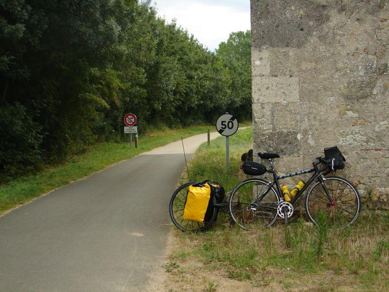 Remorque à vélo Extrawheel avec sacoches Crosso.