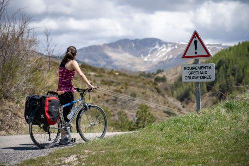 Sacoches de vélo Extrawheel sur VTT Sunn.