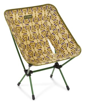 Siège de randonnée Helinox Chair One, Triangle Green.