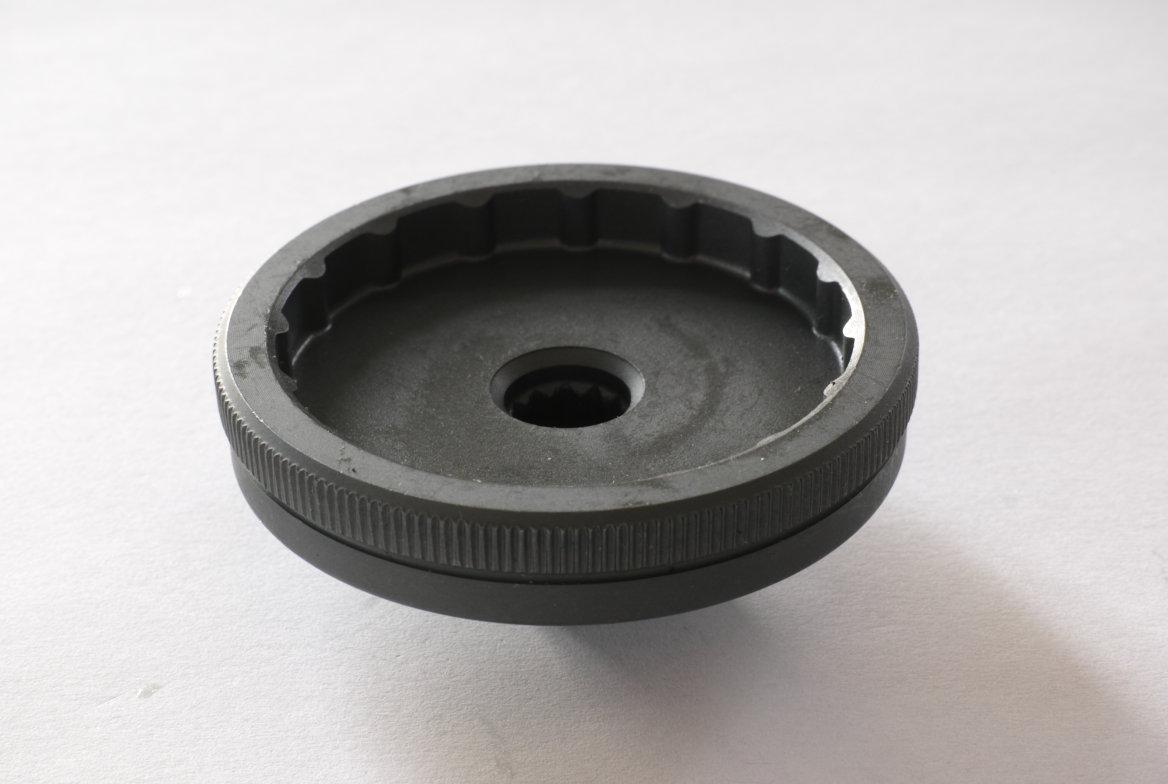 Outil pour boitier de pédalier Shimano Hollowtech II, équivalent TL-FC32 ou TL-FC33.