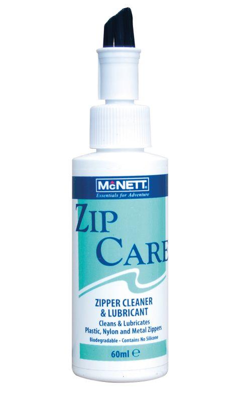 Flacon avec brosse McNett Zip Care.