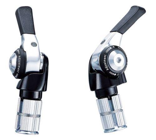 Manette 2/3 x 9 vitesses Microshift BS-T09.