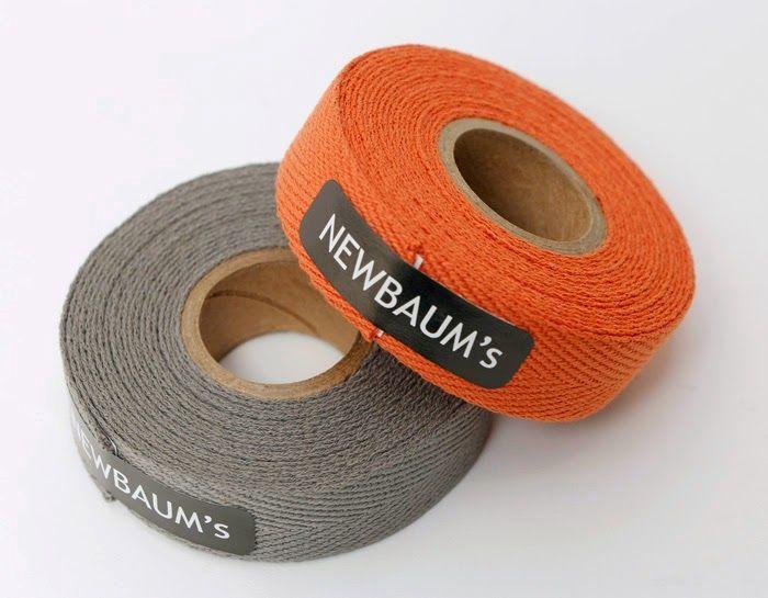 Paire de guidolines Newbaum's en coton.