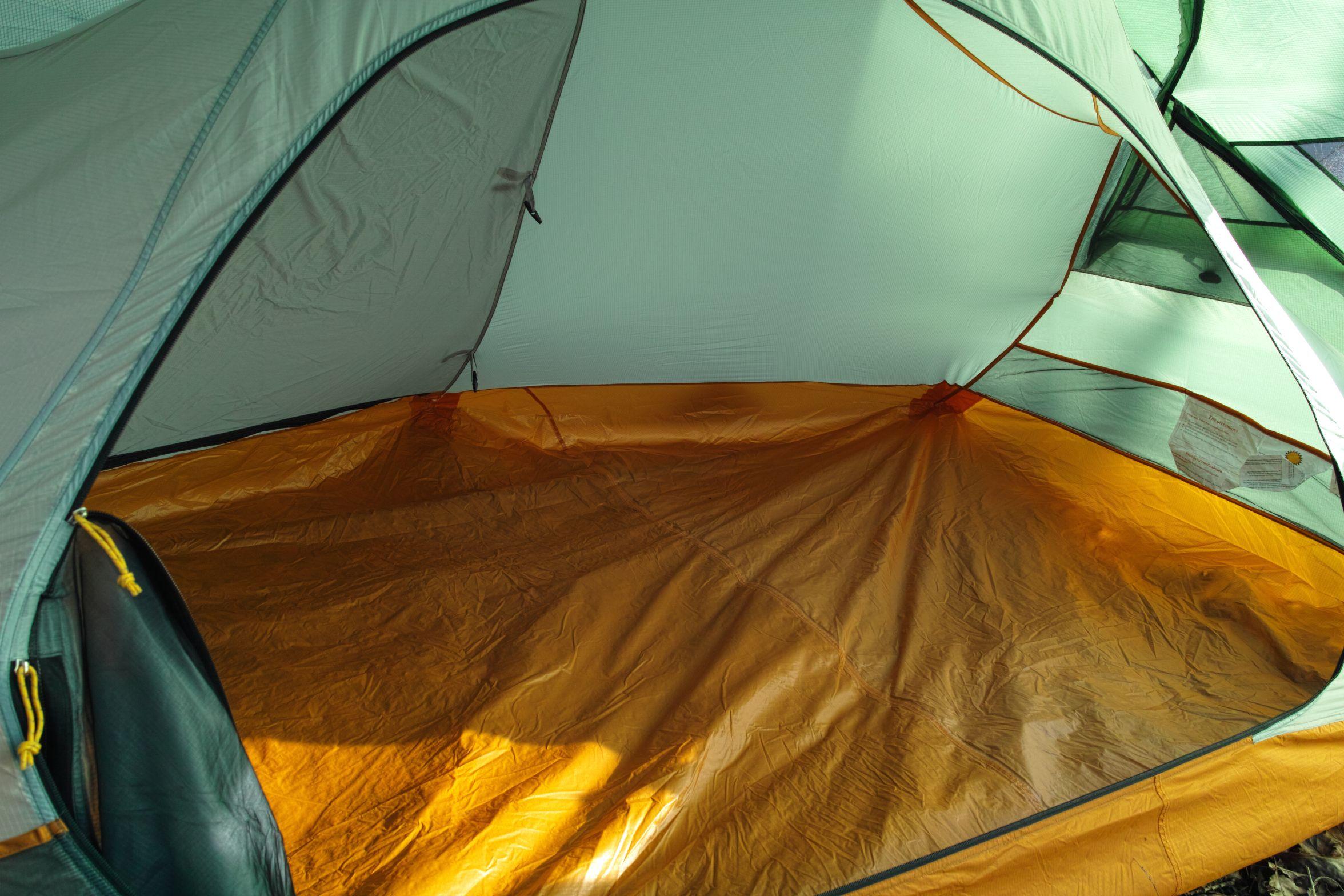 Tente nigor great auk 2 for Tente deux chambres