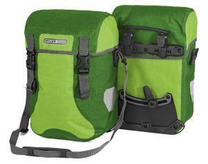 Sacoche de vélo Ortlieb Sport Packer Plus de couleur verte.