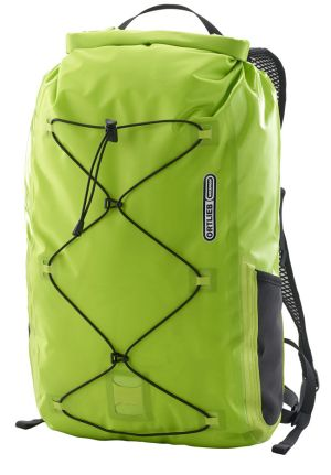 Sac à dos Ortlieb Light Pack Two vert.