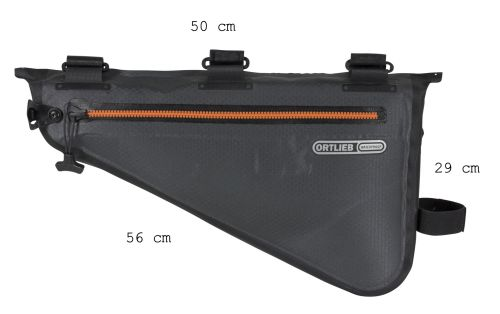 Sacoche de selle Ortlieb Frame Pack.