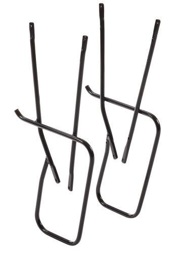 Montants surbaissés pour porte-bagages Pelago (noir).