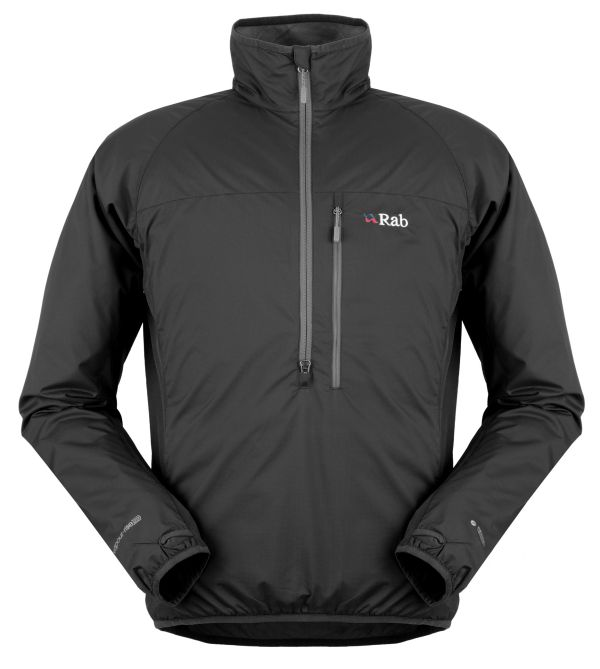 Pull coupe-vent Rab VR Lite Pull-on couleur Beluga