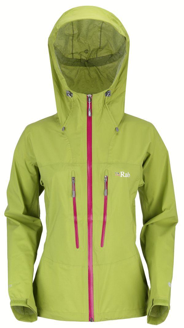 Veste étanche Rab Women's Spark Jacket Quince