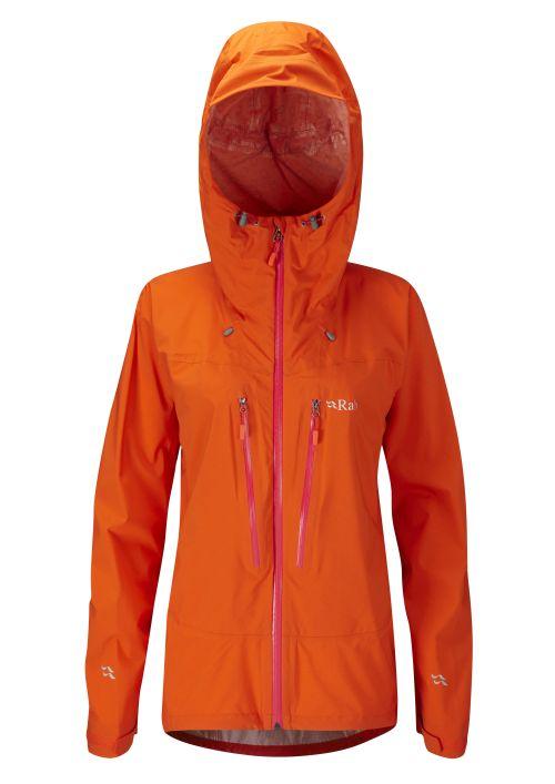 Veste étanche Rab Women's Spark Jacket Yoko