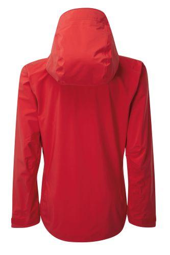 Veste étanche femme Rab Women's Firewall Jacket Ruby