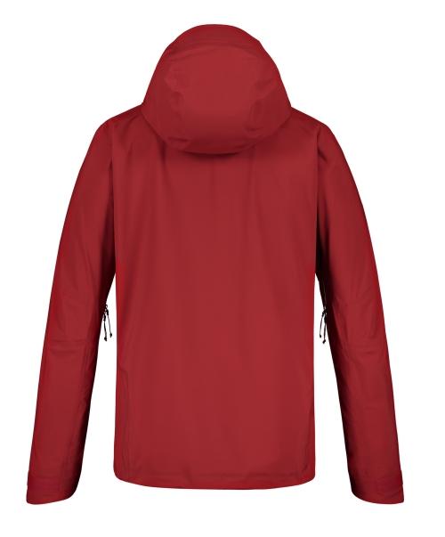Veste étanche Rab Firewall Jacket Ascent Red