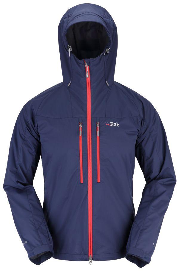 Veste coupe-vent Rab VR Lite Alpine Jacket couleur Twilight