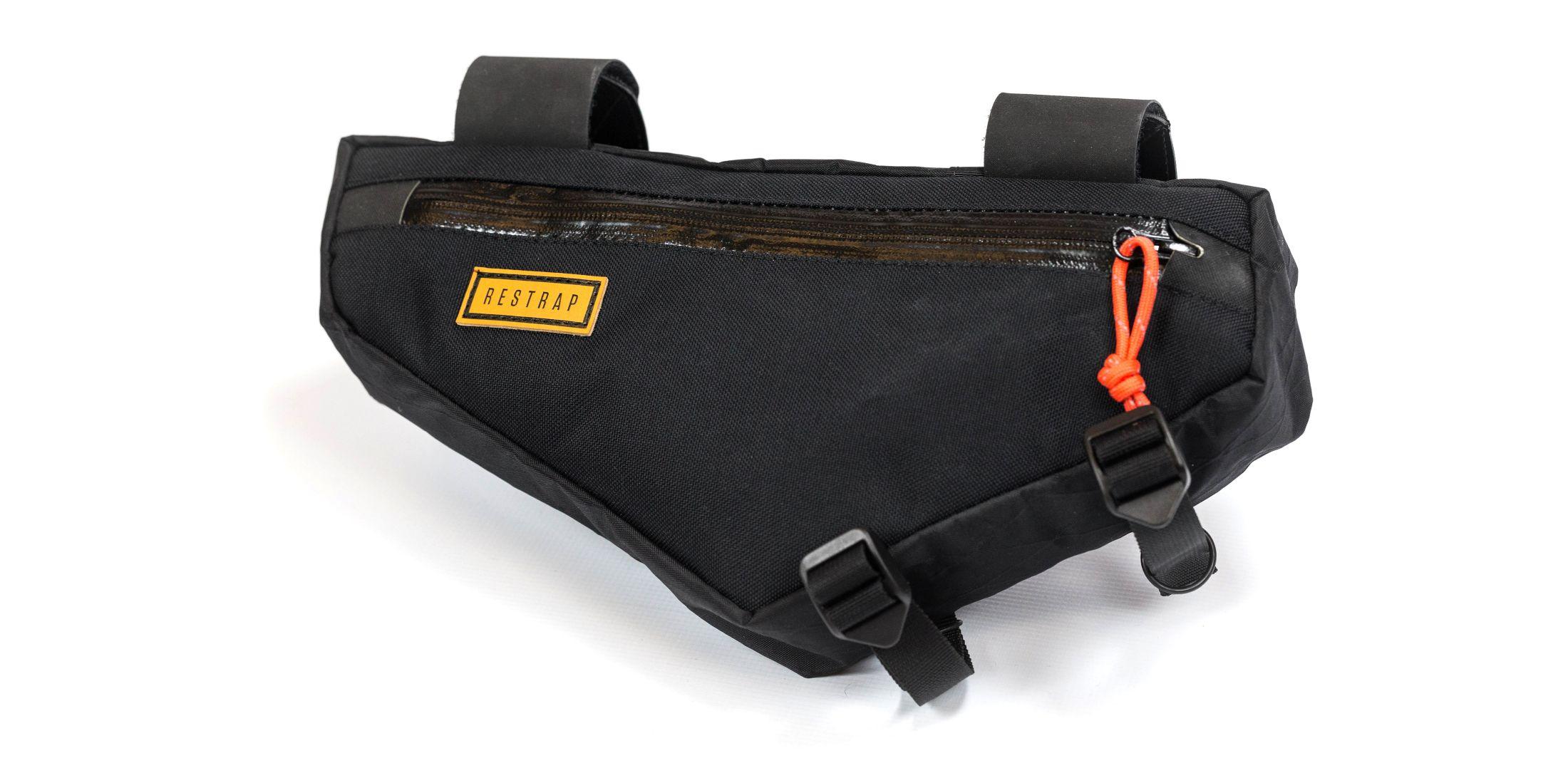 Sacoche de cadre Restrap Frame Bag.