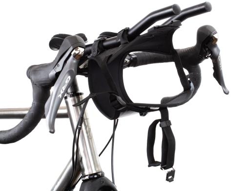 Sacoche pour prolongateur de triathlon Restrap Aero Bar Bag.