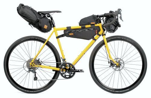 Sacoche de vélo Restrap.