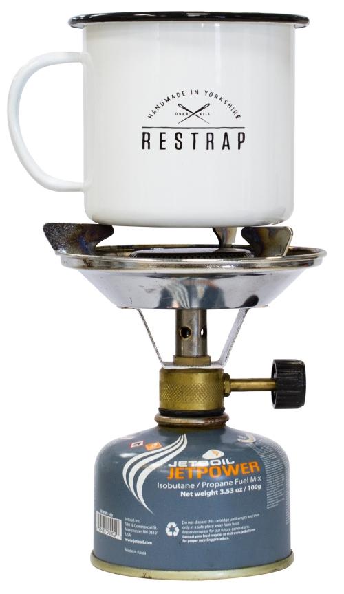 Tasse 500 ml Restrap Enamel Mug.