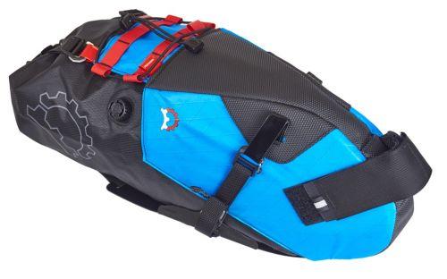 Sacoche de selle Revelate Design Terrapin (bleu)