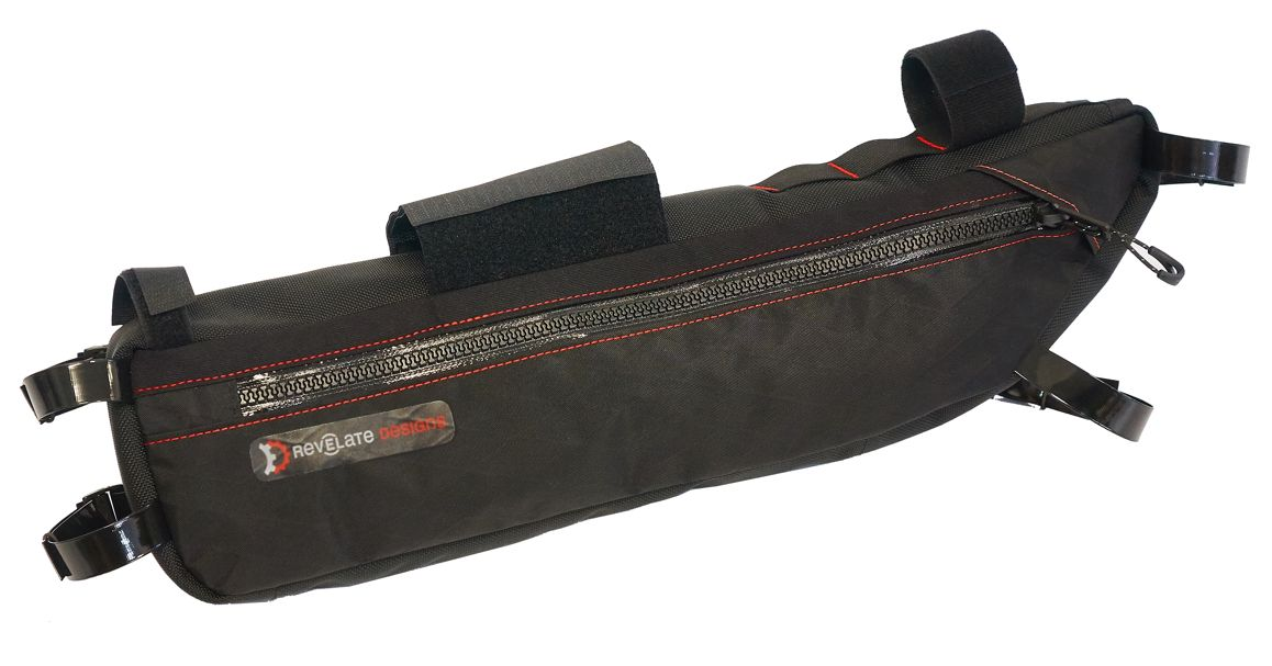Sacoche de VTT Relevate Design Tangle Frame Bag.