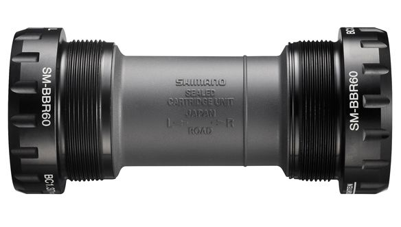 Jeu de pédalier Shimano Ultegra SM-BBR60 pour pédalier Hollowtech II.