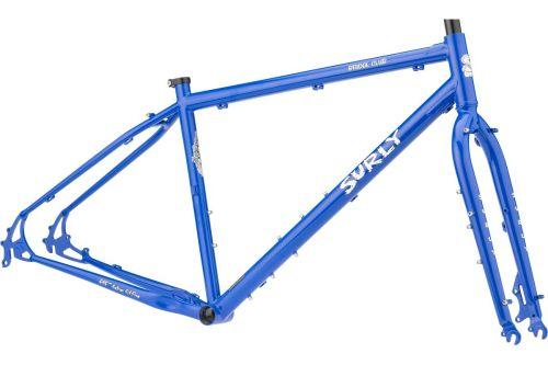 Kit cadre Surly Bridge Club, Loo Azul.