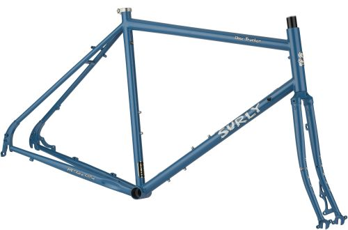 Kit cadre Surly Disc Trucker Blue