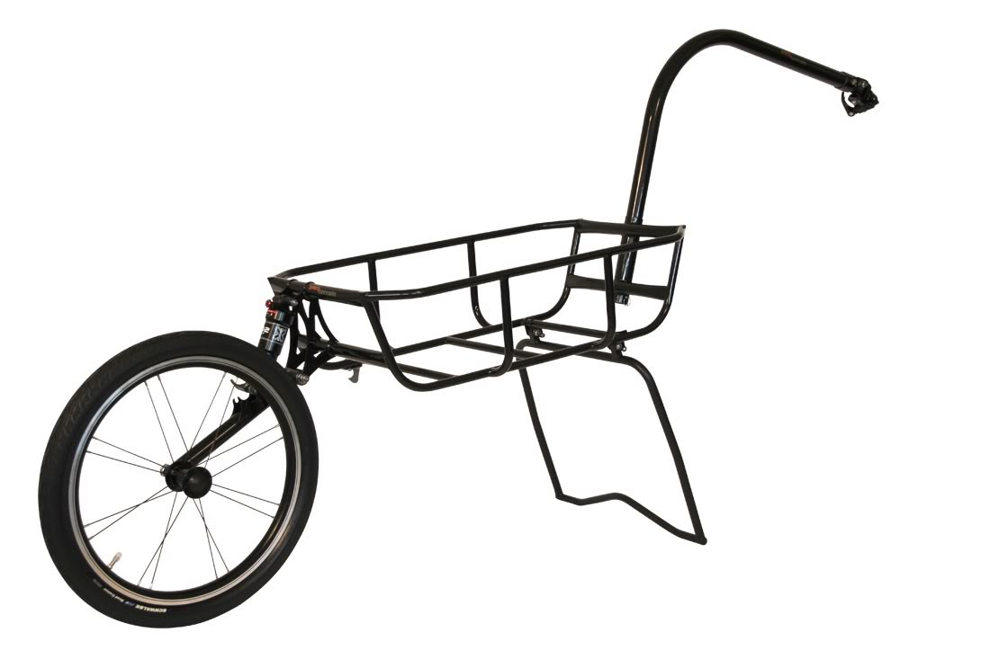 Remorque vélo Mule de Tout Terrain.