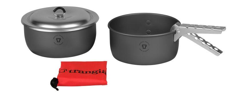 Set de popotes Trangia Tundra II HA.